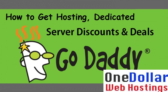 How to Get dedicated server from Godaddy