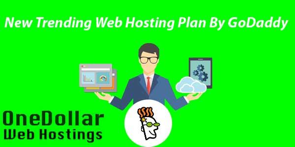 Trending Web hosting Godaddy deals
