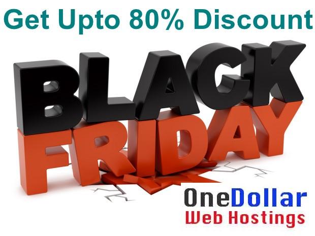 80% off On Blackfriday sale 2018