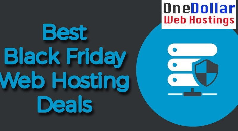 Best Hosting deals on Blackfriday sale 2018