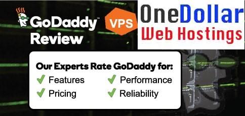 Godaddy VPS Server Review