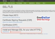 How to install SSL Certificate Godaddy