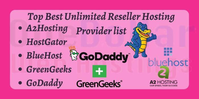 Best Reseller Hosting Provider