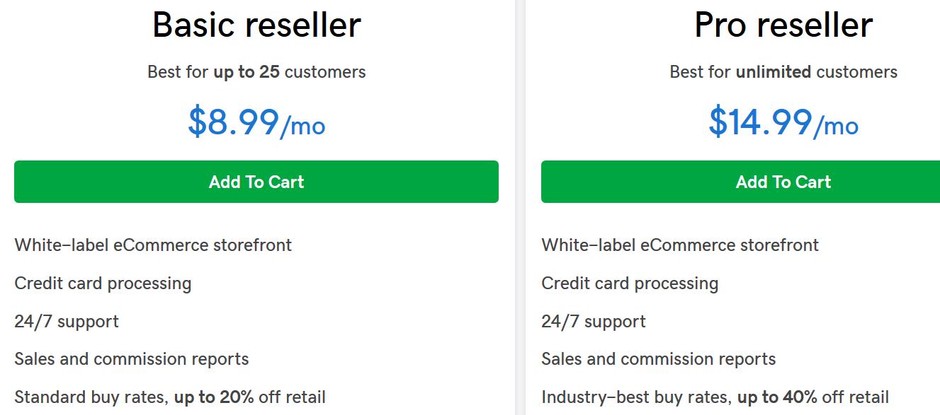 Godaddy Best ResellerHostig providers