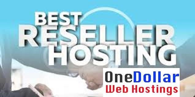 best $1 reseller hosting provider