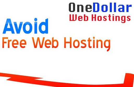 Why People Should Avoid Free Web Hosting Services