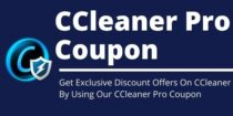CCleaner Pro Coupon 2021 | Grab Upto 50% Off On CCleaner Pro Software