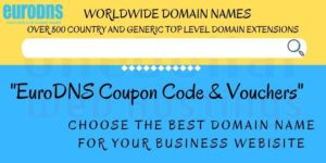 EuroDNS Coupon Code