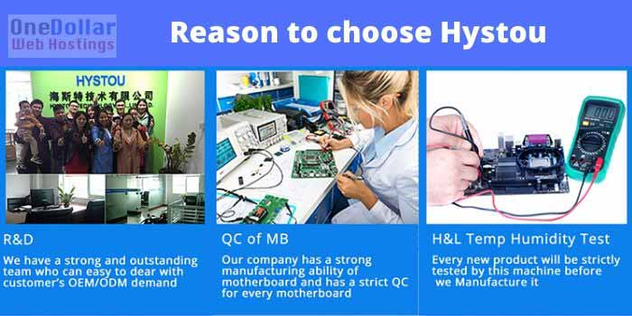 Reasons to Choose Hystou