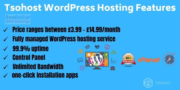 TsoHost WordPress Coupon Code