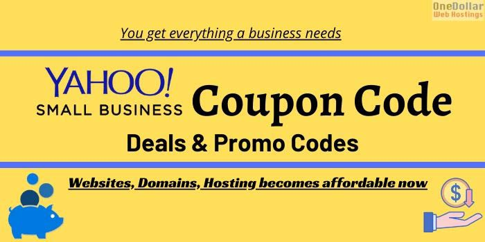 Yahoo Coupon Code