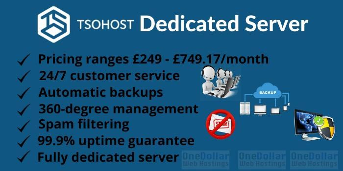 TsoHost Dedicated Coupon Code