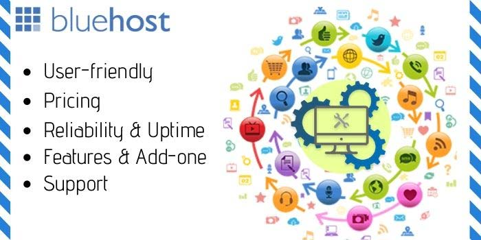 Why choose Bluehost