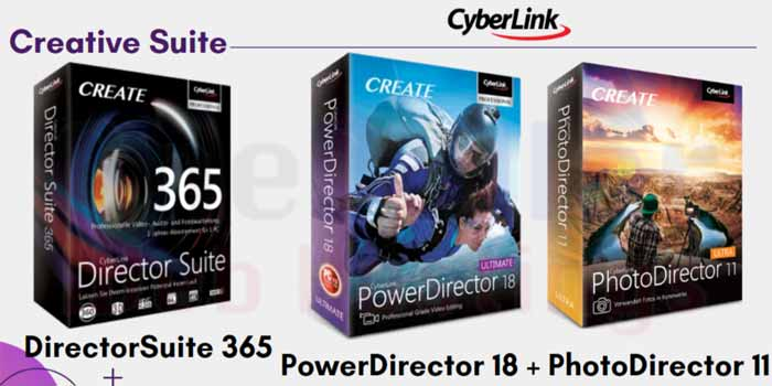Cyberlink Creative Suite