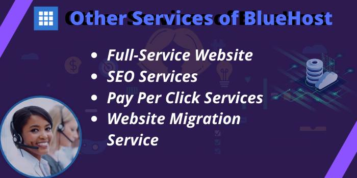 BlueHost Services