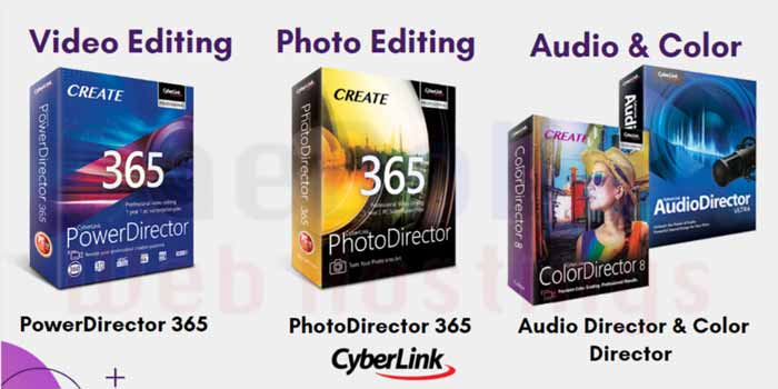 Editing Software Cyberlink