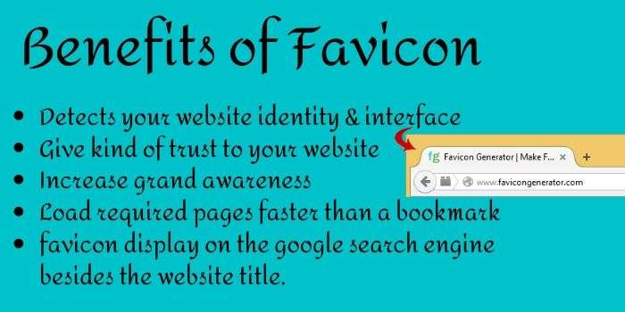 Benefits Of favicon