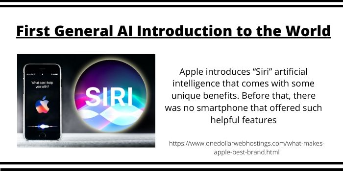 What Makes Apple So Strong- First General AI Introduction to the World