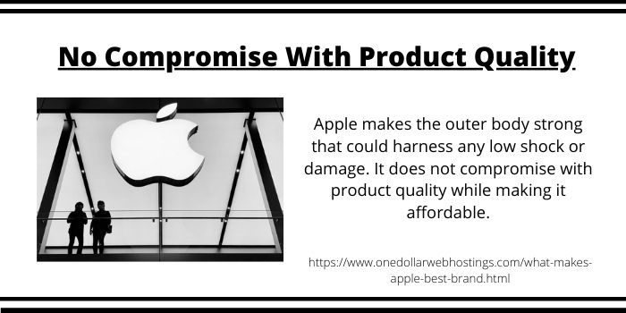 Why Apple is So Special- No Compromise With Product Quality