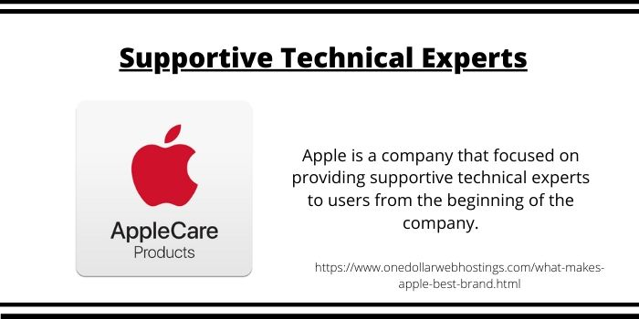 Why Apple is So Unique Brand- Supportive Technical Experts