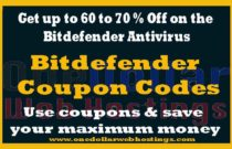 Bitdefender Coupon Codes & Promo Codes 2021