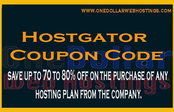 Hostgator-Coupon-Code