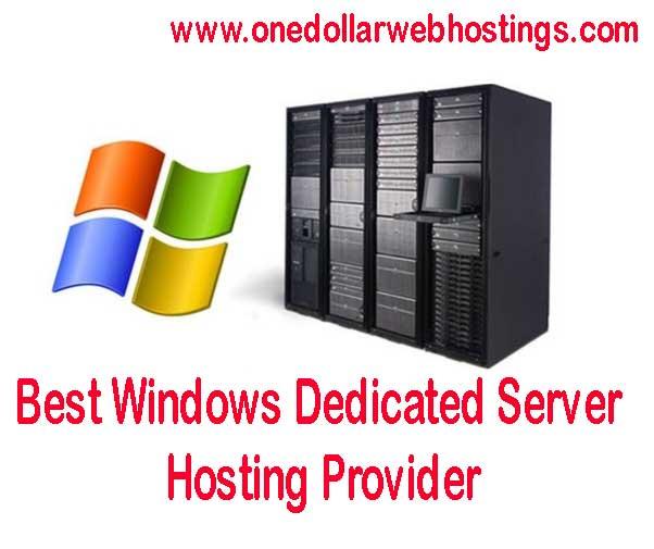 Windows-Dedicated-Server