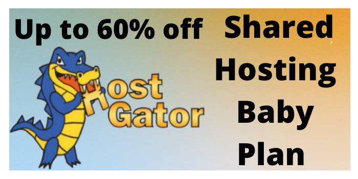 hostgator shared hosting baby plan