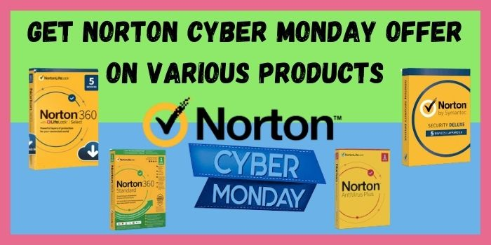 Great Norton Antivirus Product Range