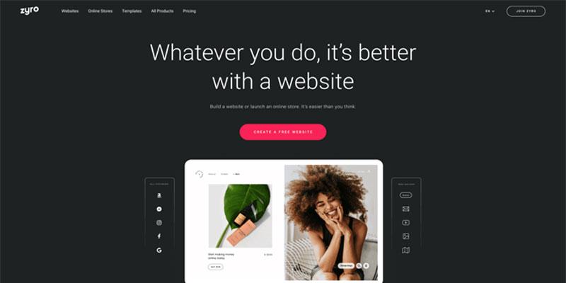 Zyro-Website-Builder-Review