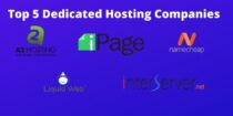 Top 5 dedicated web hosting provider 2021