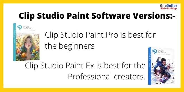 Clip Studio Paint Discount Code