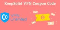 KeepSolid VPN Coupon Code & Discount Code | Up to 80% Off VPN Unlimited Redeem