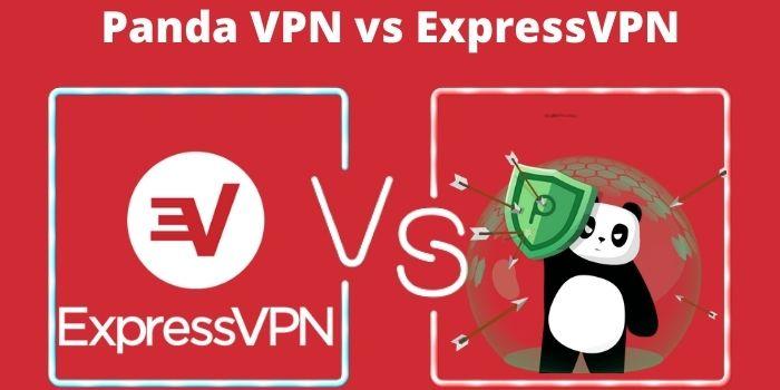 Panda VPN vs ExpressVPN