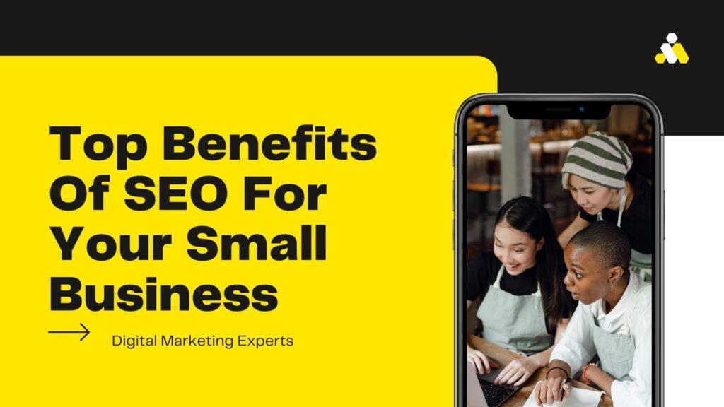 top benefits of seo