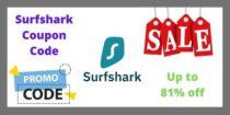 Upto 81% Off Surfshark Coupon Code & Promo Code 2021